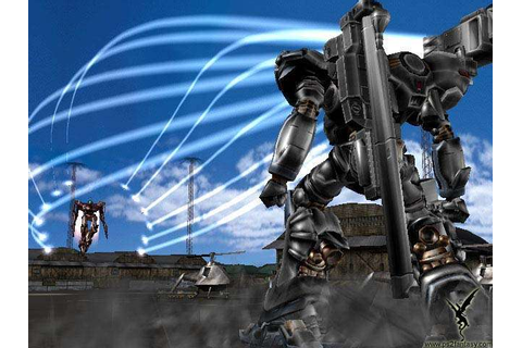 Armored Core 2 Screenshots at Ps2Fantasy.com