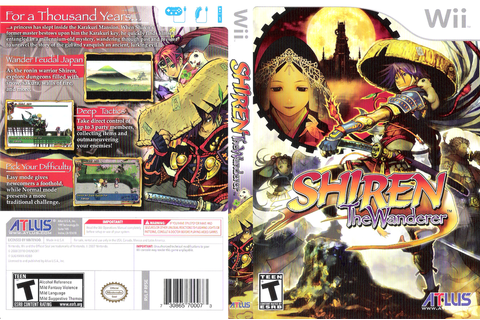 RFSEEB - Shiren the Wanderer