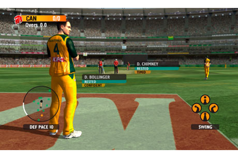 International Cricket 2010 | Game review | Technology ...