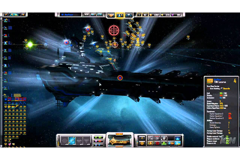 Sins of a Solar Empire PC Games Review - Video Review (HD ...