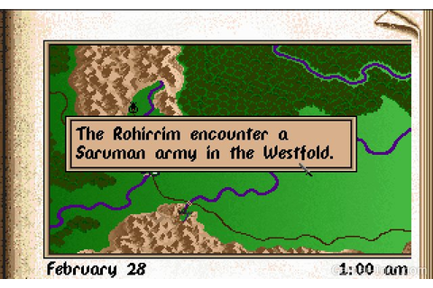 J.R.R. Tolkien's Riders of Rohan (1991 video game)