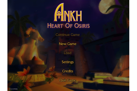 Gaming After 40: Adventure of the Week: Ankh 2: Heart of ...