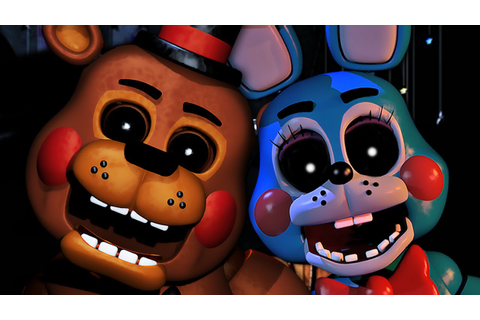 WELCOME TO THE FAMILY | Five Nights at Freddy's 2 - Part 5 ...