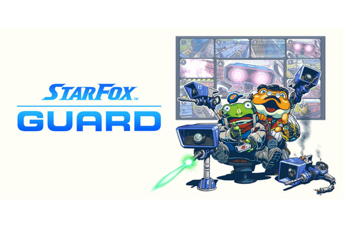 Star Fox Guard | Wii U download software | Games | Nintendo
