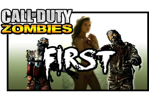 FIRST ★ Call of Duty Zombies (Zombie Games) - YouTube