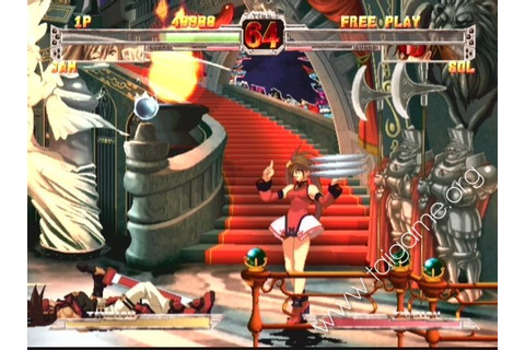 Guilty Gear X - Download Free Full Games | Fighting games