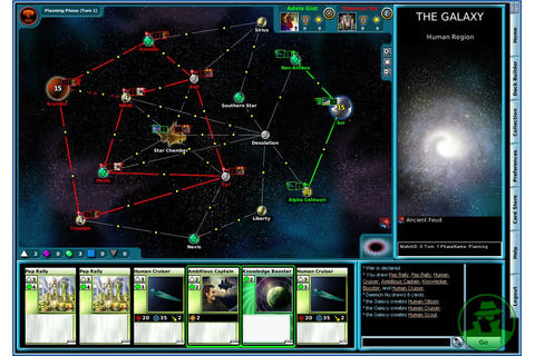 Star Chamber: The Harbinger Saga Screenshots, Pictures ...