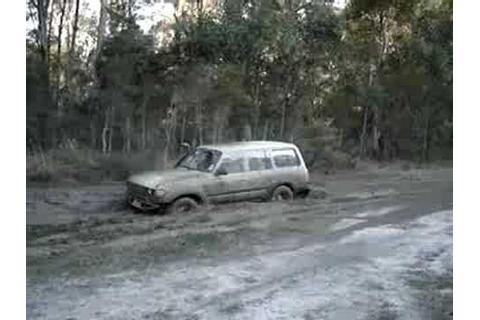 [Full Download] Toyota 4 Runner 4wd In Mud Hole Land ...