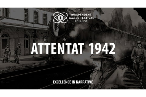Attentat 1942 Nominated for 2018 Independent Games ...