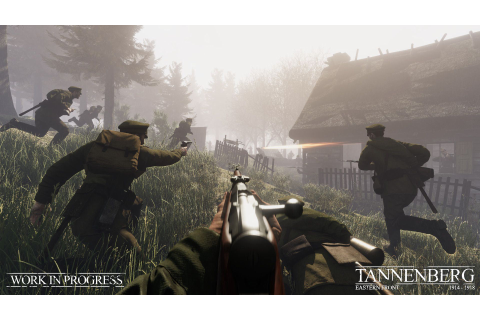 Tannenberg - A Realistic WW1 Shooter from the Devs of ...