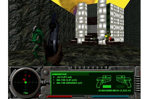 Download Marathon 2: Durandal - My Abandonware