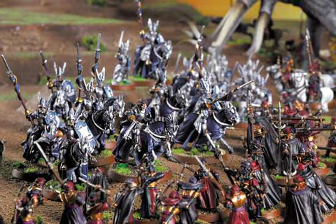 The Factions | Lord of the Rings Games Workshop Wiki ...