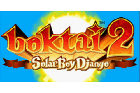 Boktai 2: Solar Boy Django Download Game | GameFabrique