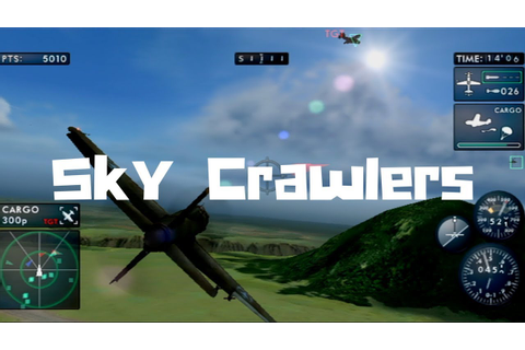 Sky Crawlers - Innocent Aces (Wii - 1080p 60fps) - YouTube