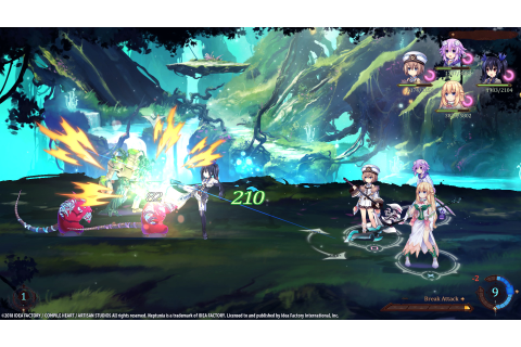 AX 2018: The Importance of Super Neptunia RPG - oprainfall