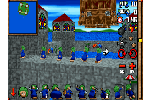 Download 3D Lemmings | DOS Games Archive