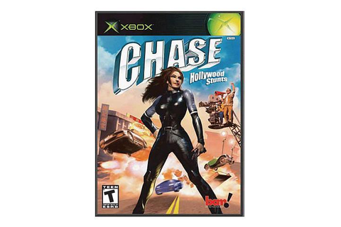 Chase: Hollywood Stunt Driver XBOX game bam! ENTERTAINMENT ...