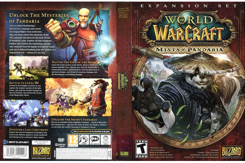 World of Warcraft: Mists of Pandaria system requirements ...