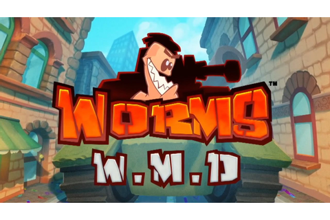 Worms W.M.D. PC Game Review - Impulse Gamer