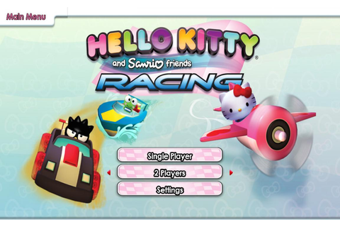 Hello Kitty and Sanrio Friends Racing Steam Key CD-Key ...