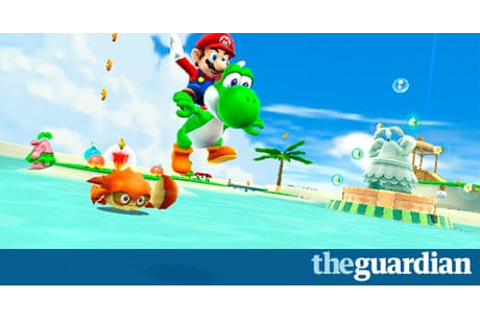 Super Mario Galaxy 2 | Game review | Technology | The Guardian