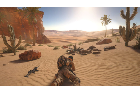 SNIPER BLACKLIST - Desert - Walkthrough Gameplay (PC HD ...