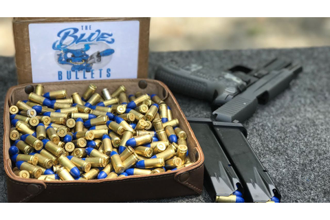 Blue Bullet Accuracy Test - YouTube