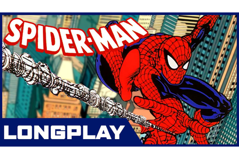 Spider-Man vs The Kingpin [Genesis/Mega Drive Longplay ...