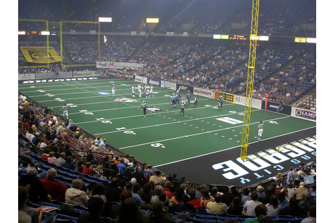 Arena football - Wikiwand