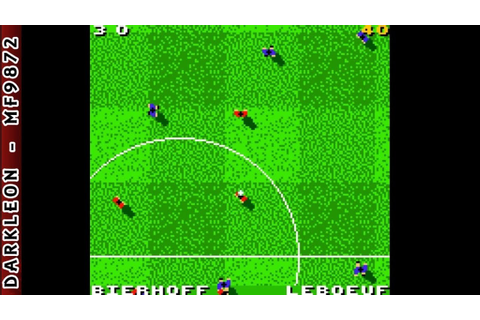 Game Boy Color - David O'Leary's Total Soccer 2000 © 2000 ...