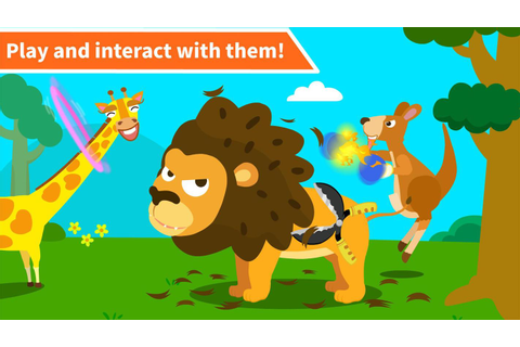 Animal Paradise APK Download - Free Educational GAME for ...