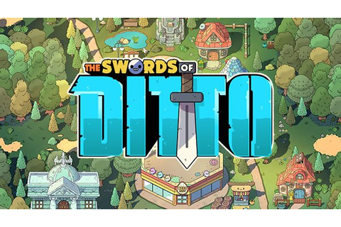Devolver Digital's The Sword of Ditto Gameplay Unveiled in ...