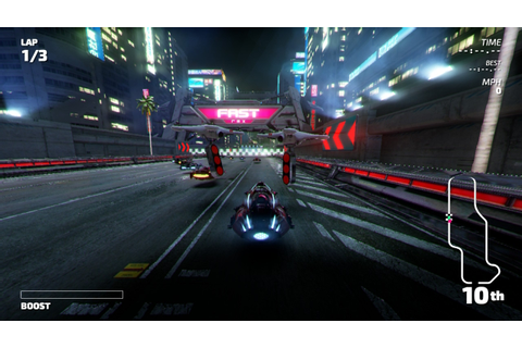 Fast RMX Review | Switch Player