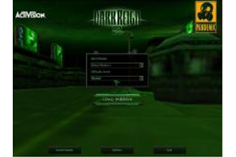 Dark Reign 2 Download (2000 Strategy Game)