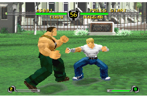 Final Fight Revenge (Game) | GamerClick.it