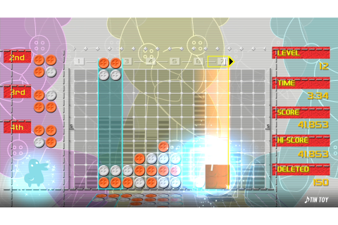 LUMINES REMASTERED on Steam