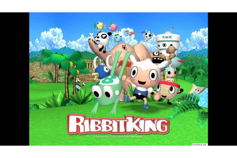 Ribbit King - Main Theme (Extended) [HD] - YouTube