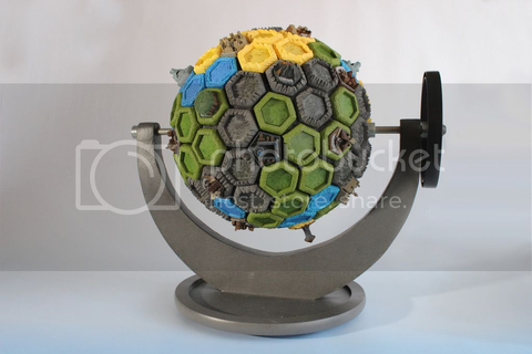 Hex World: Spherical Game Platform | BoardGameGeek ...
