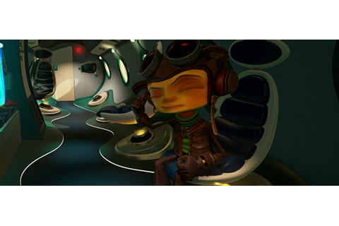 New Games: PSYCHONAUTS IN THE RHOMBUS OF RUIN (PlayStation ...