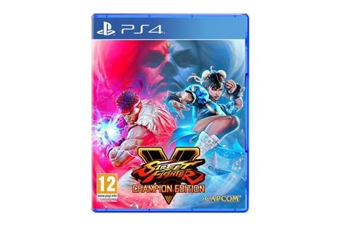 Buy Street Fighter V Champion Edition PS4 Game | PS4 games ...