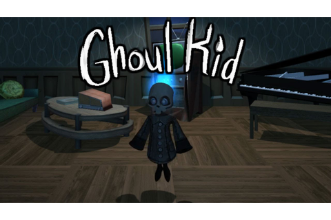 PARANORMAL ACTIVITIES: THE GAME - [Ghoul Kid - First ...