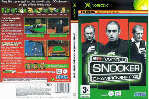 world snooker championship 2005 english 2cd www pctorrent ...