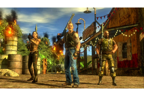 Mercenaries 2: World in Flames Game | PS3 - PlayStation