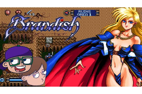 Worst Game EVER | Brandish SNES Gameplay | This Game is ...