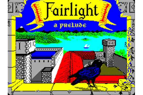 Fairlight 48K Spectrum Title Music - YouTube