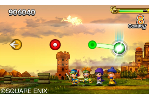Theatrhythm Dragon Quest demo hits Japan next week - Gematsu