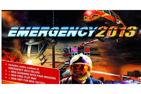 Emergency 2013 | PC Games Free Download