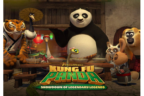 Kung Fu Panda: Showdown of Legendary Legends Now Available ...