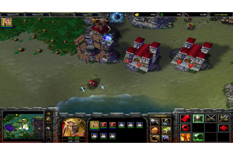 Warcraft III: The Frozen Throne Download - Old Games Download