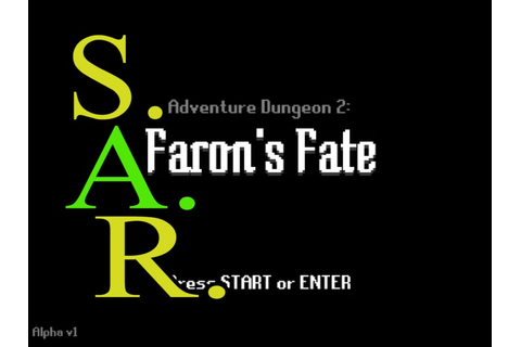 Adventure Dungeon 2: Faron's Fate - SATURDAY AFTERNOON ...